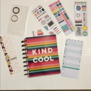 Student classic size planner kit